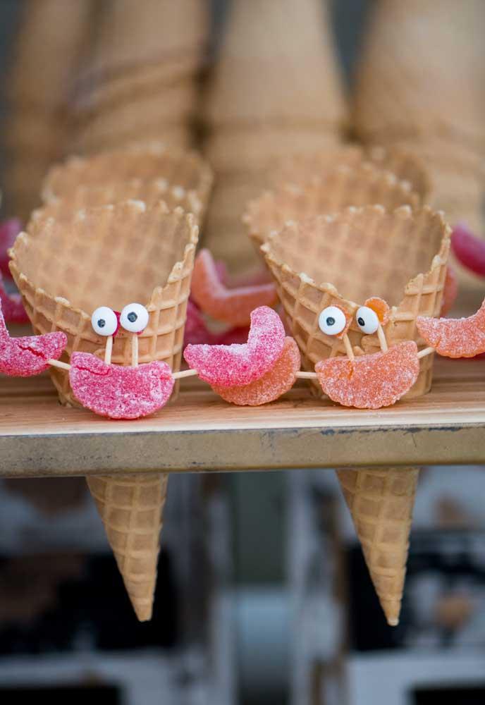 Usando a criatividade você pode fazer uma decoração surpreendente na festa da Moana