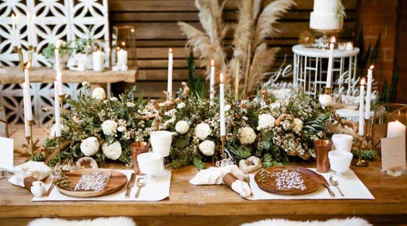 Casamento rústico: ideias de decoração e dicas essenciais