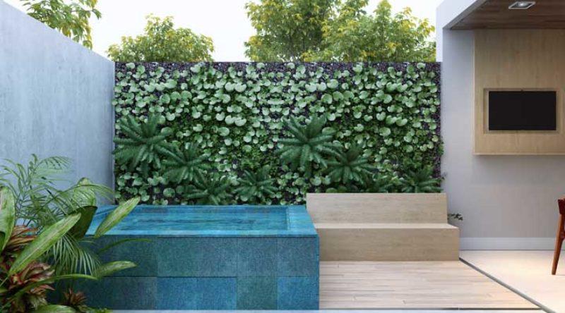 Jardim suspenso: ideias visuais, dicas e como fazer