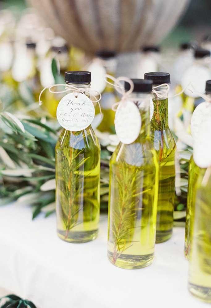 Que tal distribuir alguns óleos ou essências perfumadas?