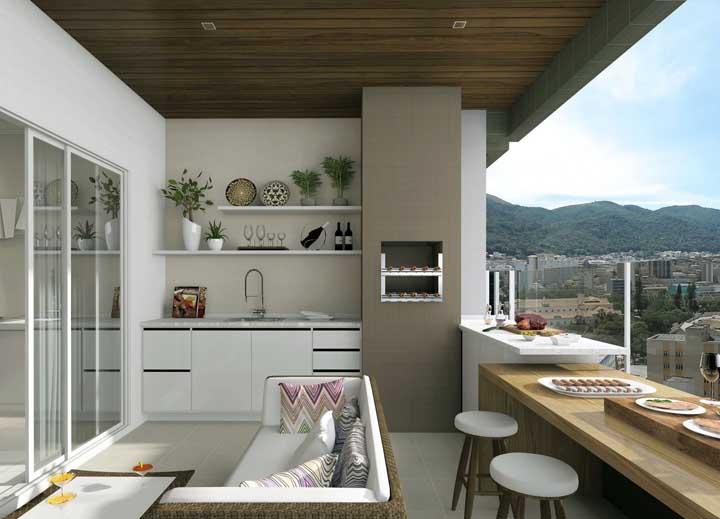 Churrasqueira ideal para apartamentos