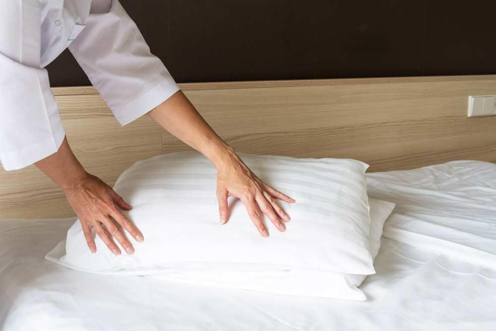 Troca de cama