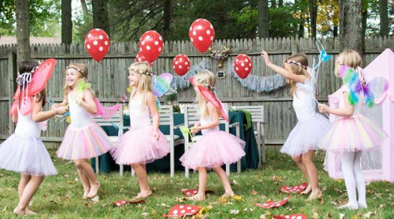 Festa Jardim Encantado: veja como organizar e decorar