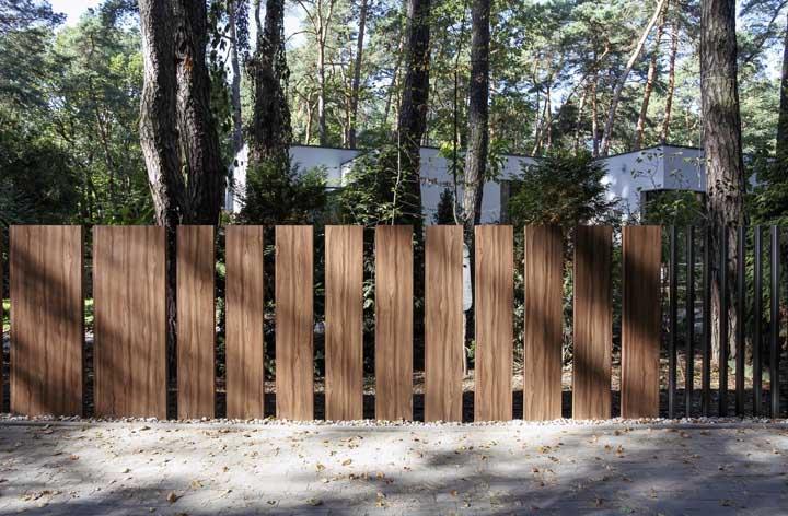 É portão ou cerca?