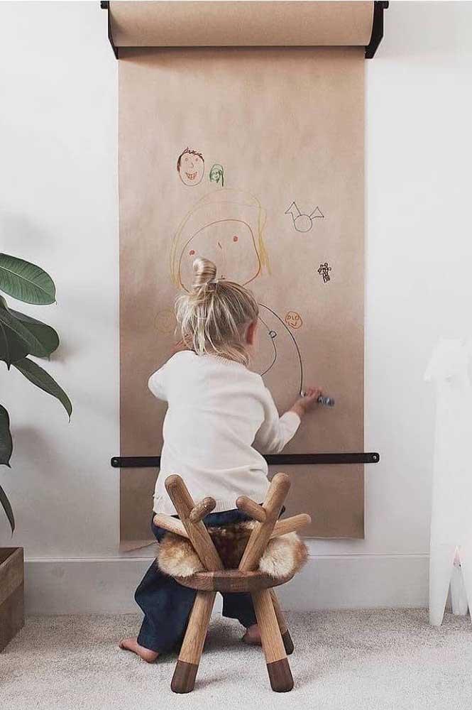 Criatividade e imaginação sem limites na ponta do lápis
