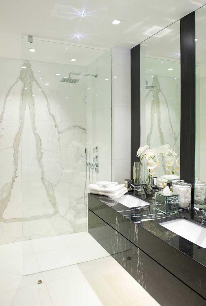 Um revestimento de mármore está bom para você?