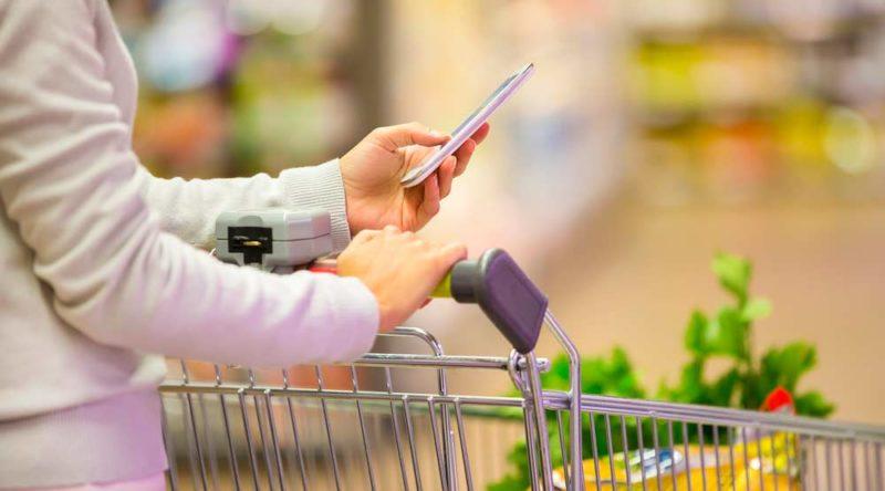 Lista de compras de supermercado: dicas básicas para não errar