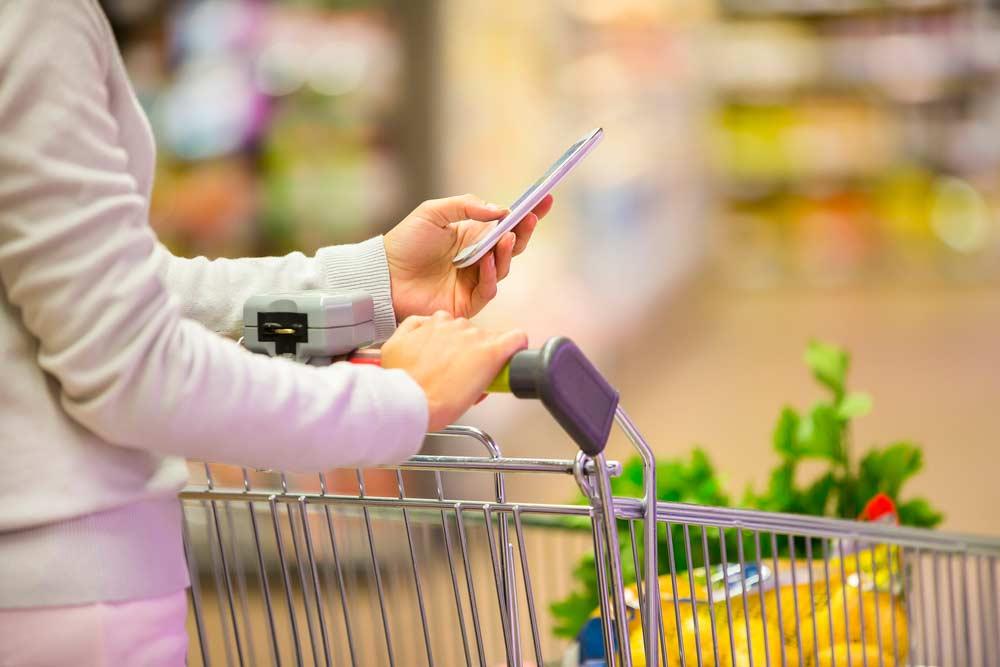 Aplicativos para montar a lista de compras