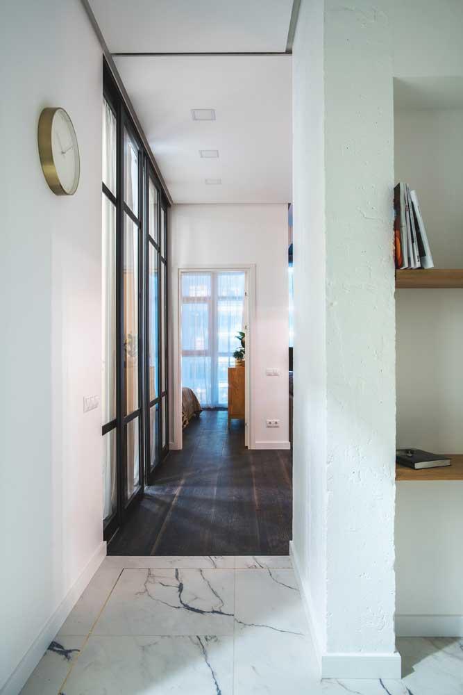 As opções mais famosas de pisos vinílicos são as que possuem design que imitam madeira