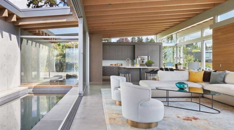 Sala de estar moderna: fotos e ideias incríveis para se inspirar