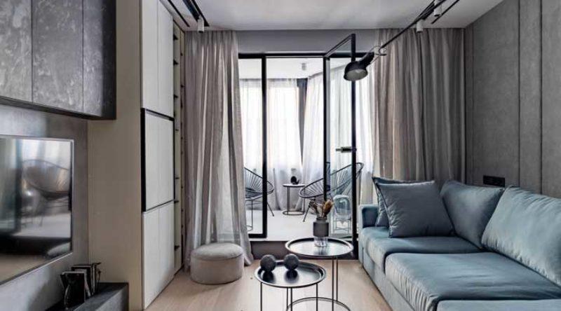Sala de estar pequena: como decorar e inspirações incríveis