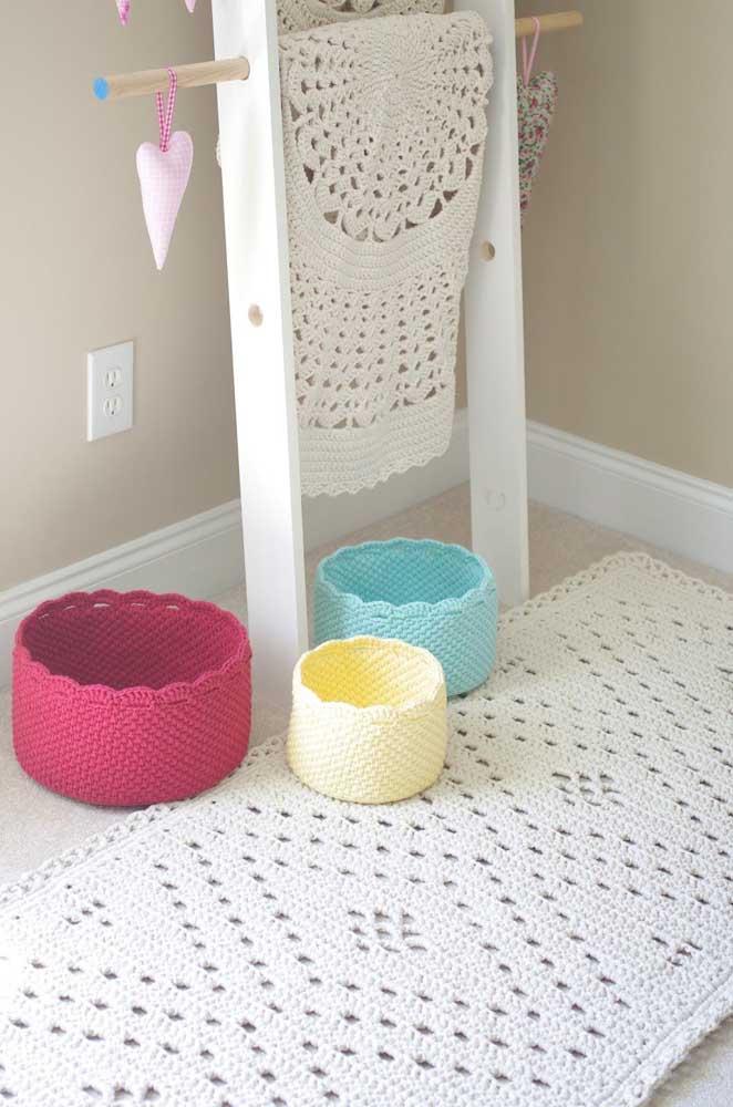 A melhor parte de fazer o próprio trabalho em crochê é a liberdade de definir o tamanho da peça, as cores e o modelo