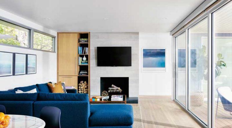 Azul petróleo: inspirações de decoração com a cor e fotos