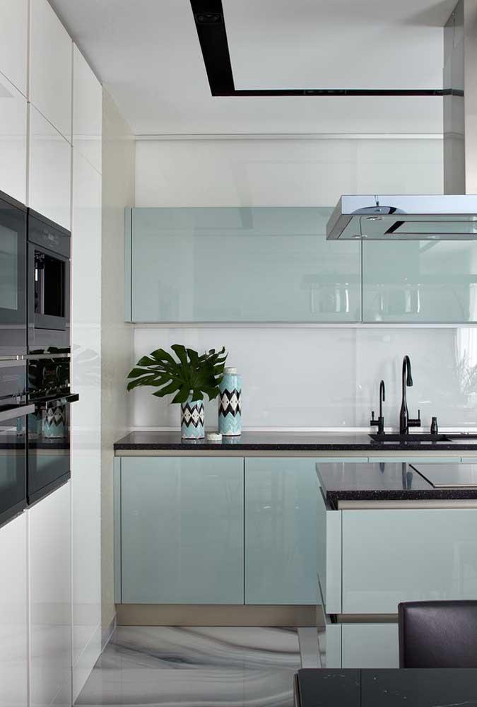 Priorize um ambiente claro, limpo e organizado.
