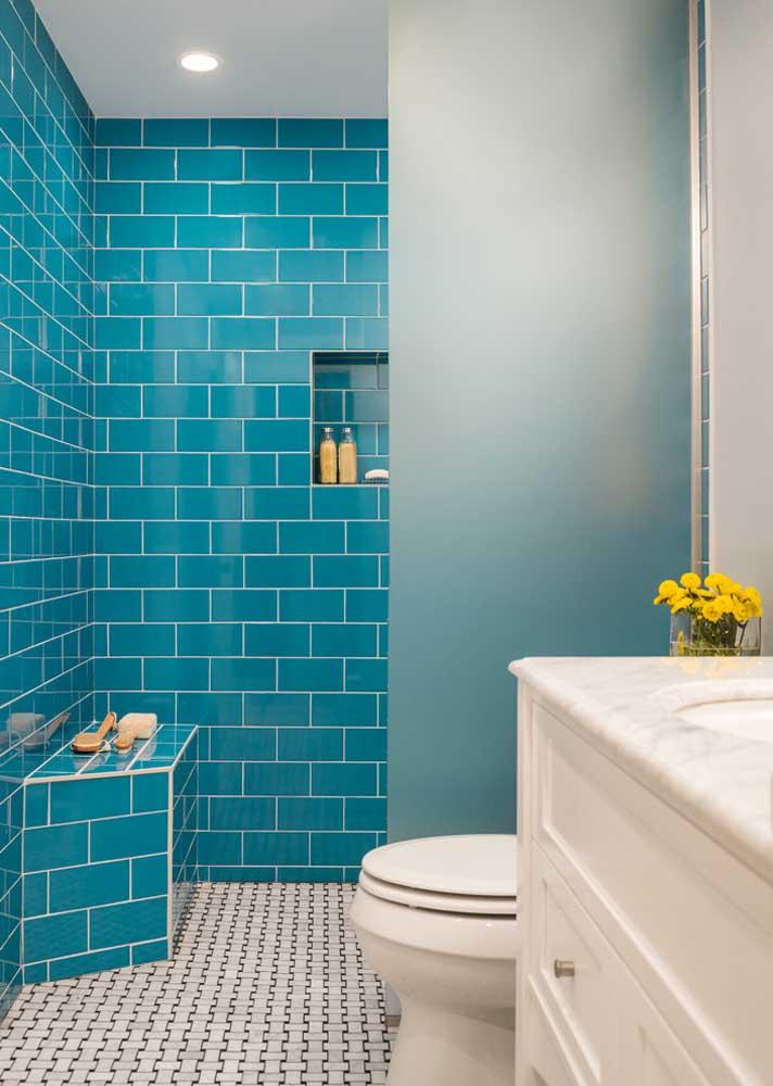 Quem não deseja tomar um banho tranquilo todos os dias?