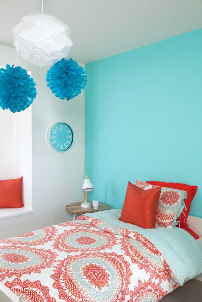O quarto precisa ser o ambiente mais tranquilo da casa porque é espaço do descanso.