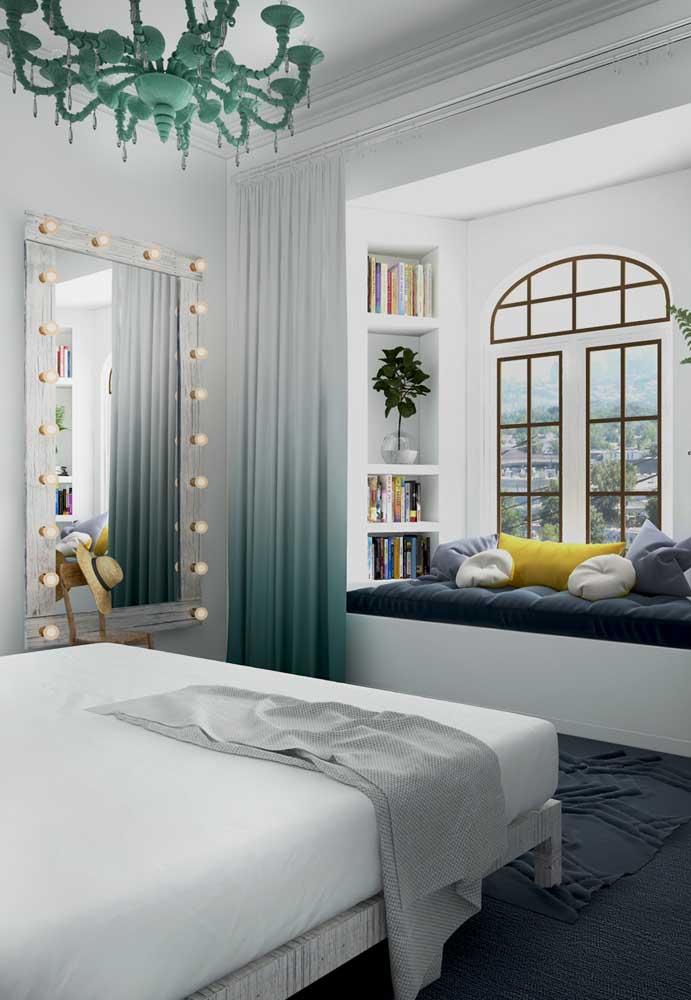 Quem não quer ter um quarto tranquilo para dormir todos os dias?