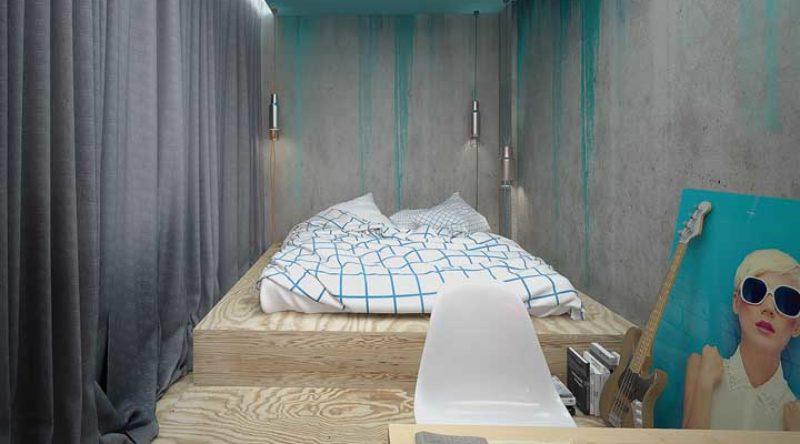 Azul turquesa: veja como usar a cor na decoração com fotos