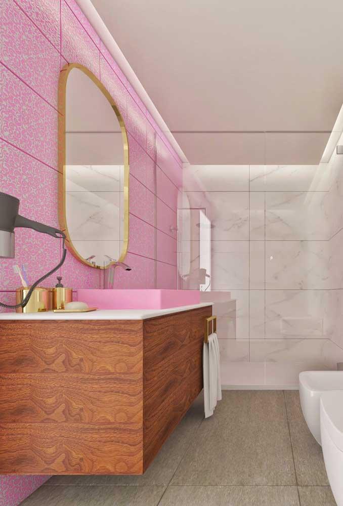 Saiba escolher adequadamente o balcão do banheiro para que ele possa combinar com o resto da decoração.