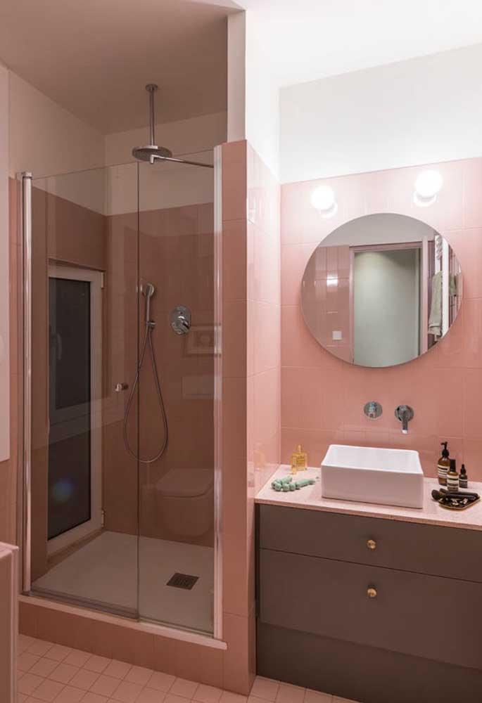 Mas se você não quer errar na decoração, escolha os tons de rosa mais clarinho.