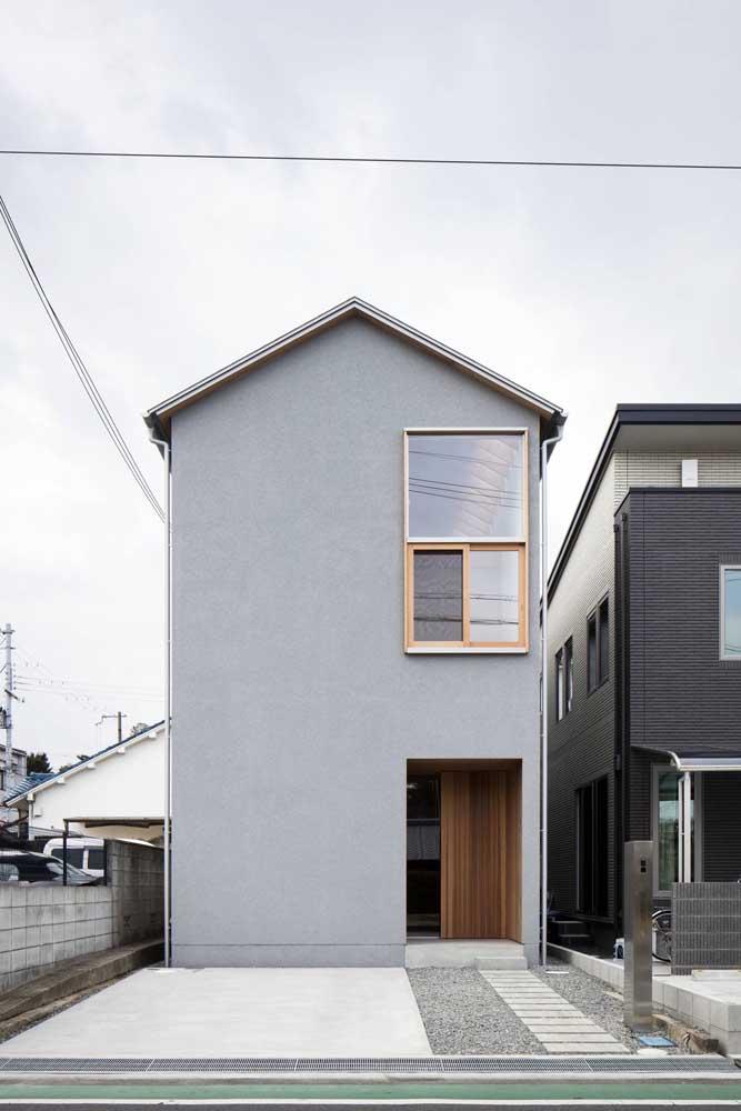 Em se tratando de casas pequenas, quanto mais janelas melhor