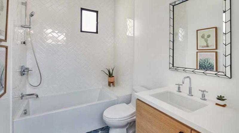 Cerâmica para banheiro: dicas essenciais para você começar a utilizar