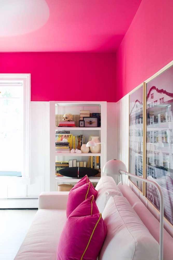 Experimente cores diferentes para os ambientes da sua casa