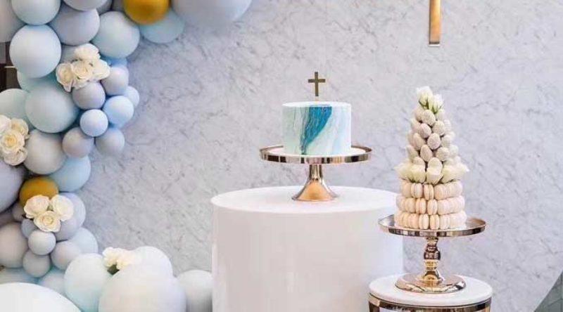 Decoração de batizado: 60 ideias incríveis para decorar