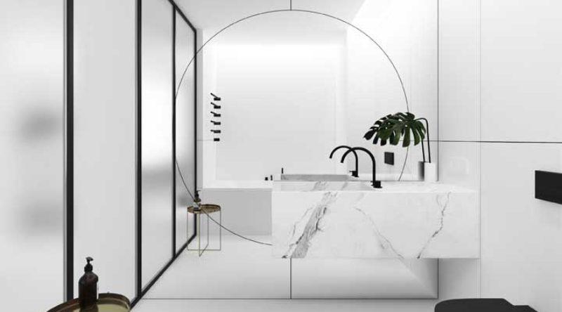 Espelho para banheiro: dicas para escolher e inspirações com fotos