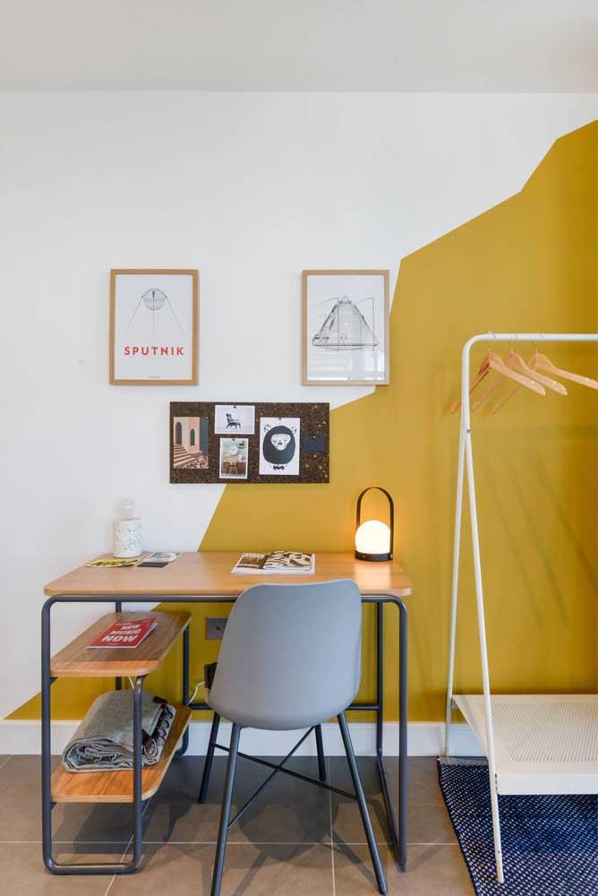 Luminária de mesa com jeito e cara de lanterna: proposta moderna e jovial de iluminação