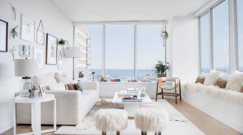Puff para sala: como escolher e lindas inspirações de decoração