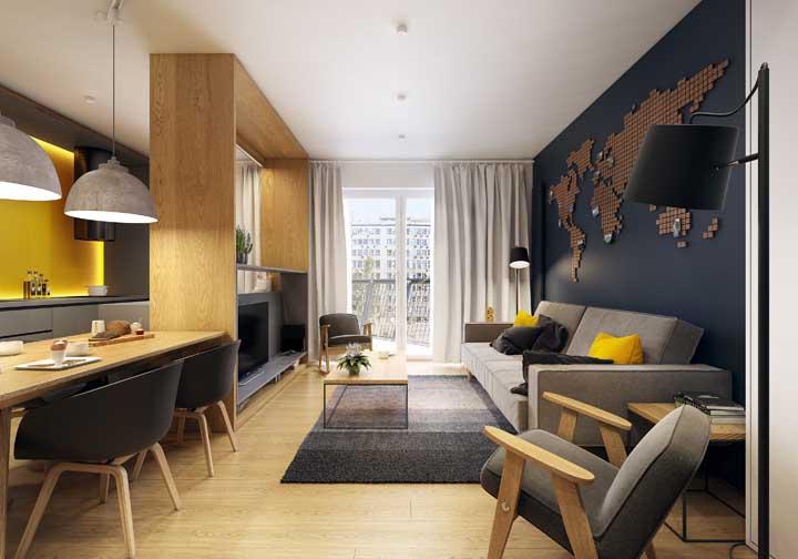 Ao planejar um ambiente você ganha espaço e torna tudo muito mais prático, funcional e bonito