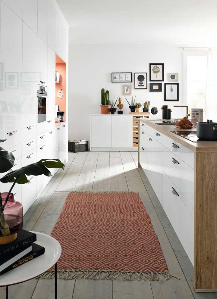 Incrível como um simples elemento decorativo pode ser o centro das atenções em um ambiente.