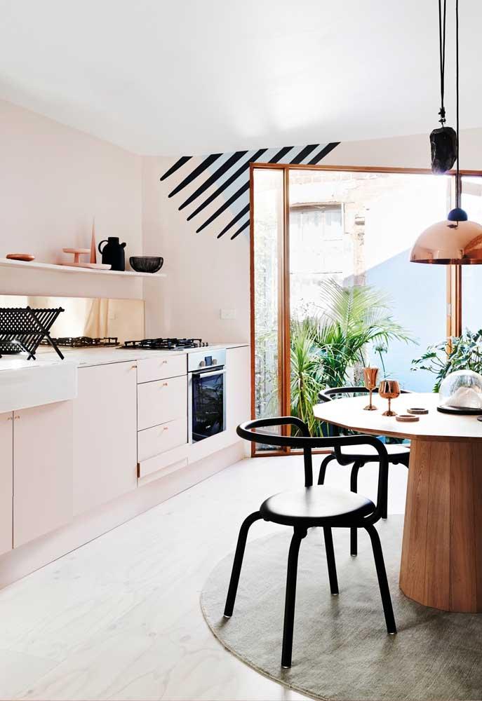 Que tal fazer uma decoração diferente na cozinha?