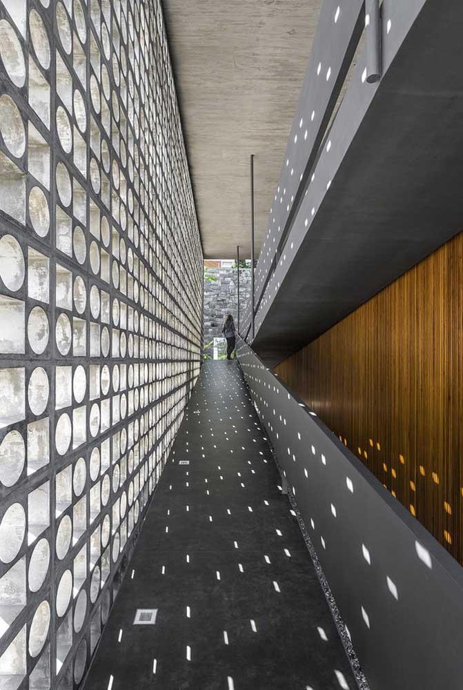 Luminosidade e ventilação na medida ideal para o interior do prédio