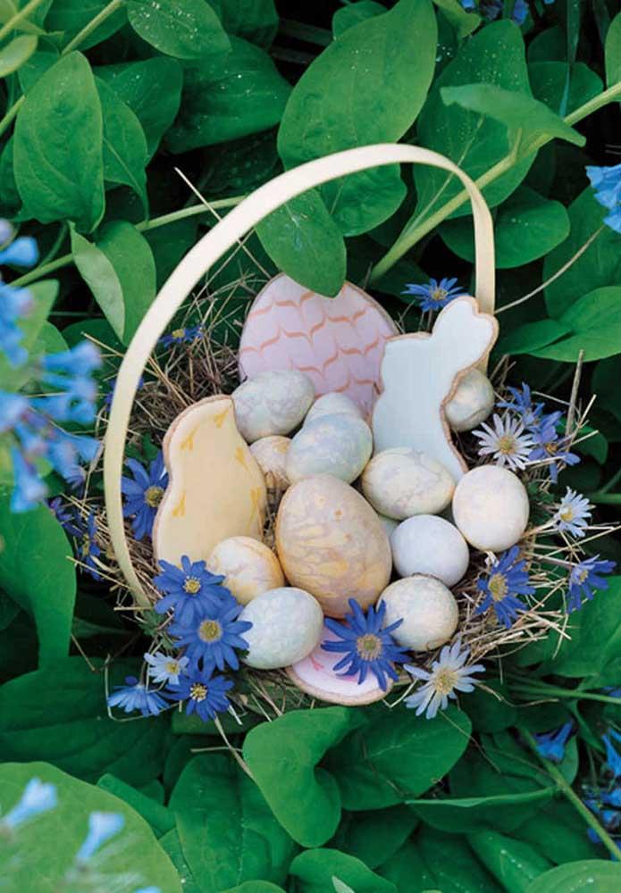Guloseimas não podem faltar na Páscoa, apenas prepare cada uma delas no formato dos principais símbolos da celebração.