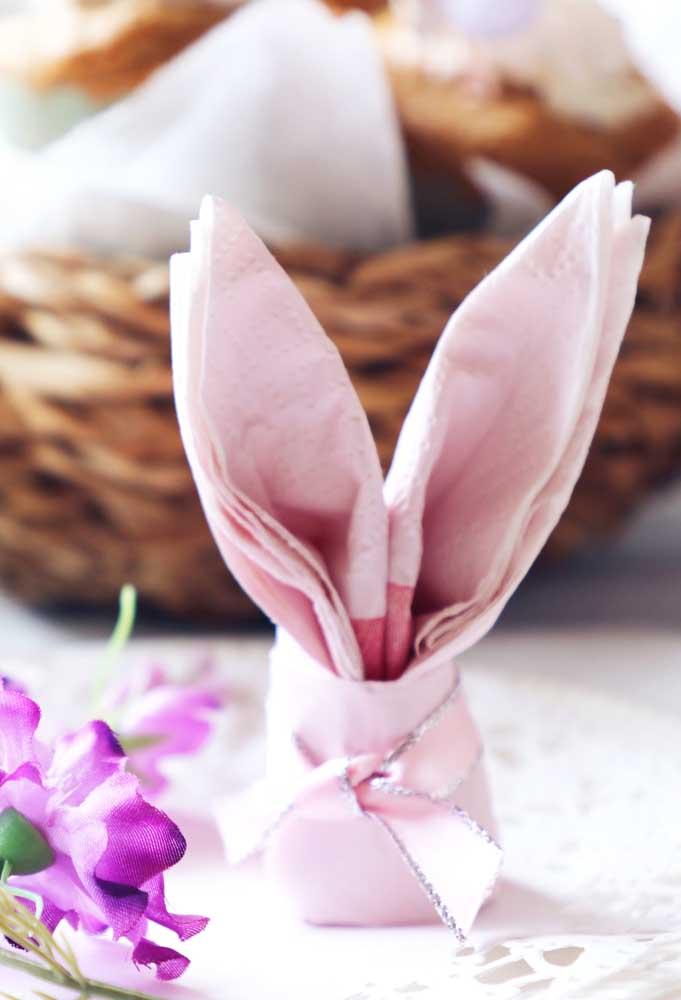 Capriche nos detalhes na hora de fazer a decoração da Páscoa.