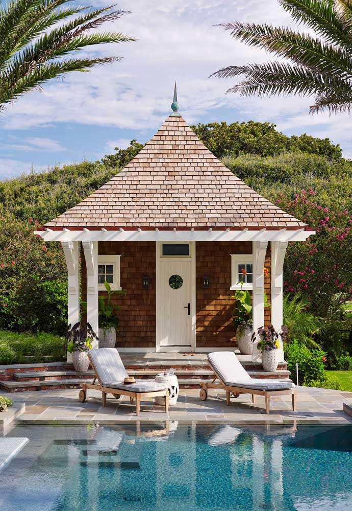 Uma perfeita mini casa!
