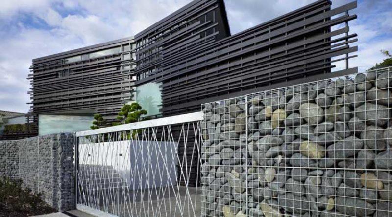 Fachadas de muros: 60 opções incríveis com fotos para conferir