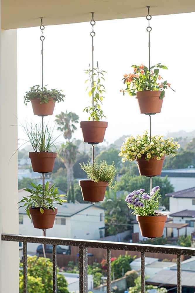 Ideia simples e criativa para cultivar suas plantas, especialmente se você mora em apartamento