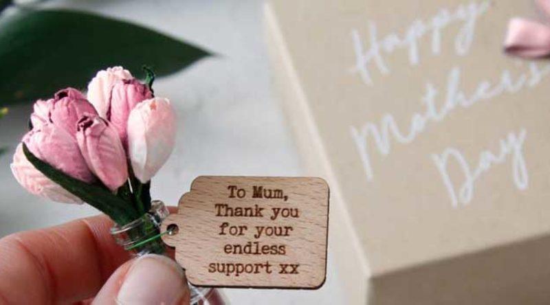 Lembrancinhas para o Dia das Mães: fotos e tutoriais para conferir