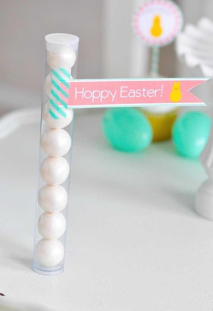 Mais uma opção de lembrancinha de Páscoa simples e barata para comemorar o momento com as crianças.