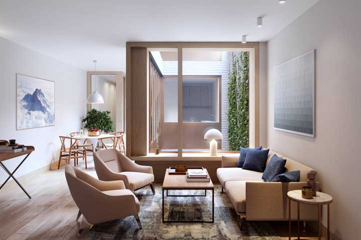 Com algumas trepadeiras você faz um belo jardim vertical para decorar sua casa.