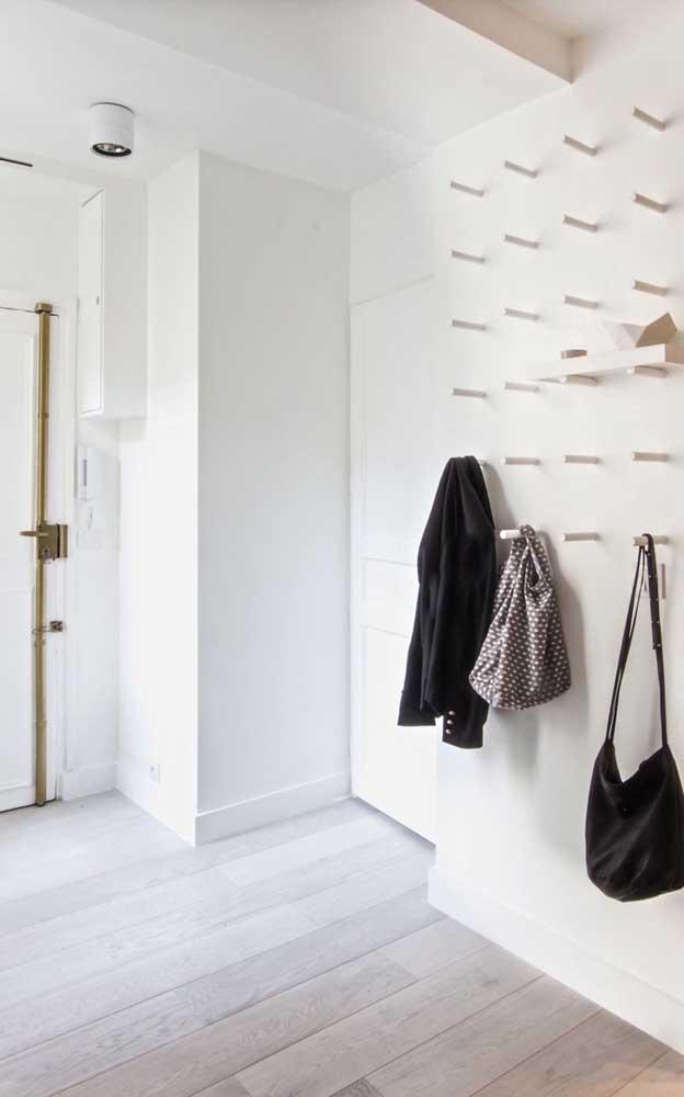 Coloque o hall de entrada na lista dos ambientes a serem decorados na sua casa