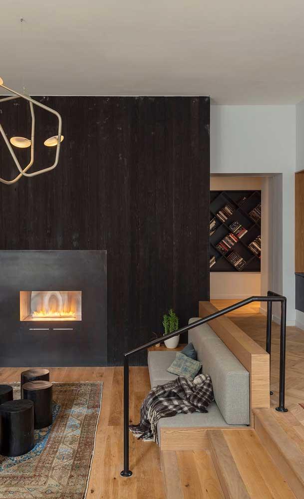 Móveis integrados e com multifunção são tendências nas casas decoradas modernas