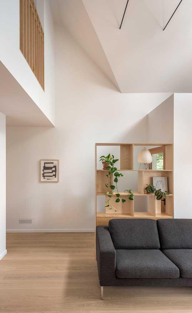 Menos é mais: leve esse lema modernista para a decoração da sua casa
