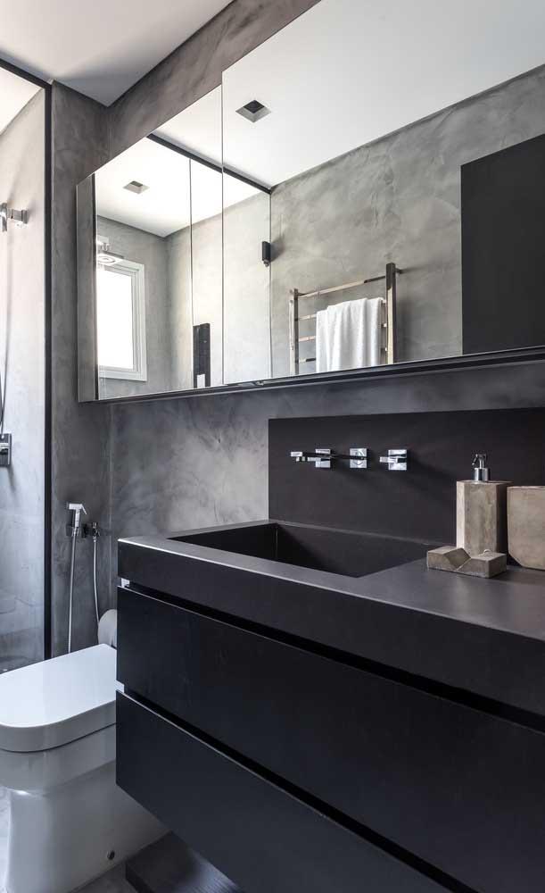 Banheiros são fundamentais, então porque não fazer um projeto especial só para eles?
