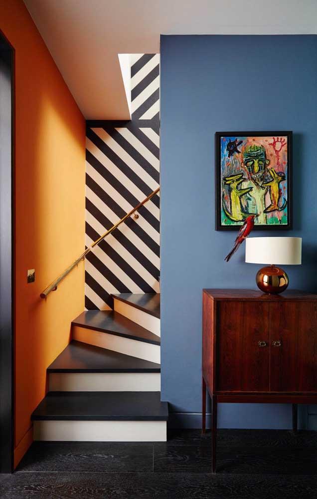 Uma decor criativa e super contemporânea e, o melhor, super fácil de fazer; inspire-se!