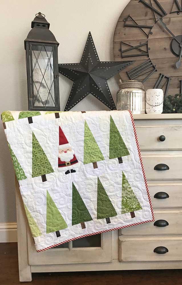 Patchwork para o natal: uma ótima opção de faça e venda