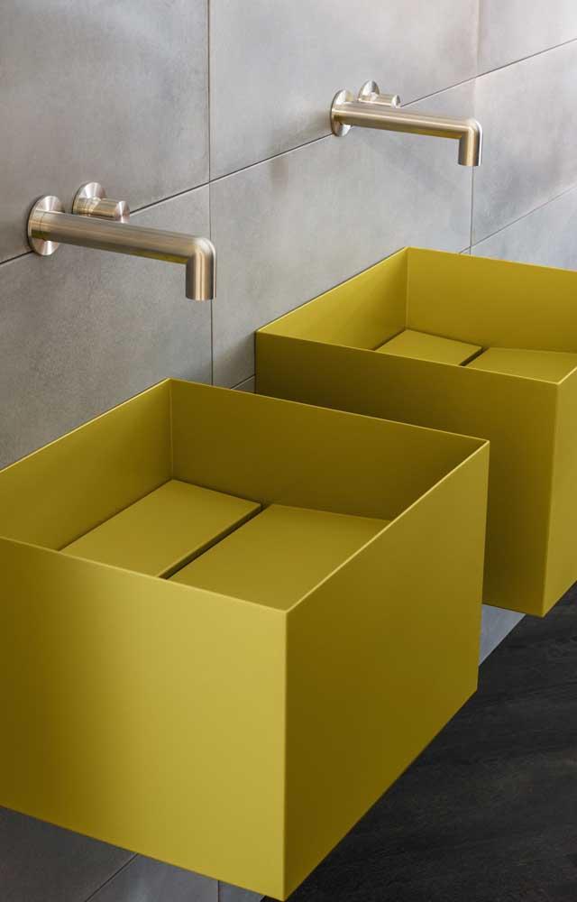 Veja como você pode inserir a cor amarela em qualquer ambiente.